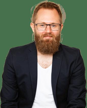 SEO specialist Jeppe Berg Tøgersen