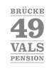 Reference Brücke 49 Vals Pension